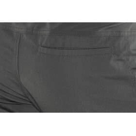 Lundhags Nybo Zip Off Pants Men Charcoal
